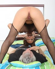 Mistress like her pussy to be licked
