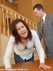Rudeness deserves 10 swats regarding a wooden paddle, painless realtor Ally Cole learns