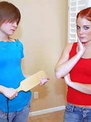 No brainer choice be expeditious be useful to being spanked or fired be useful to Caroline Harper