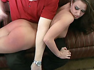 Brandi Timmons Spanked