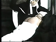 Bad nun was punished hard