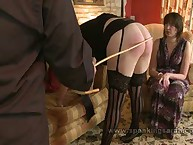Party cutie caned