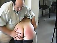 Spanking Shame. Double spanking
