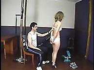 Spanking Shame. severe spanking