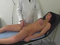 Spanking Shame. Shocking anal and pussy examination
