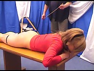 Bianca - Caning Admit more Enforce a do without & Rod (angle 2)