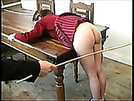 Lecherous schoolgirl was punished