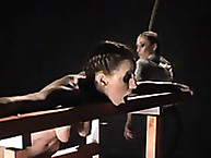 Babe was punished in Dark Room