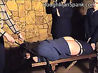 Rough person Spank. crowd flurry 4