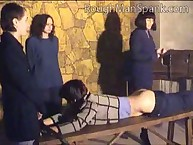 Girls was punished by fetish way