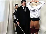 Slut Spanking. Teacher