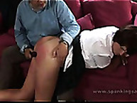 Two girls disciplined