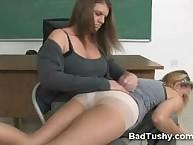 Bad supply-teach girl
