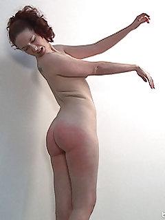 24 of Tara gets a sound spanking