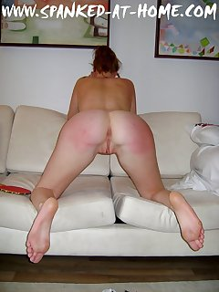 Pussy spanking picture