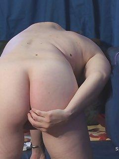 14 of Natasha - Sick Pregnant Girl