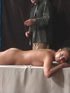 10 of Anita - caning in Several Positions (angle 2)
