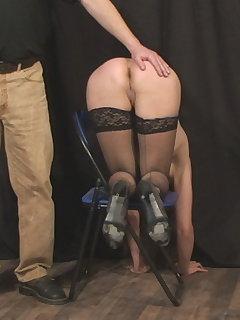 10 of Laura - severe test punishment