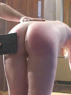 10 of Nicole - Face - Ass spanking (ass version)