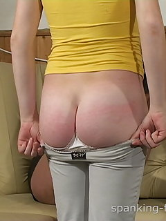 10 of Ron`s Old Spanking Histories 5