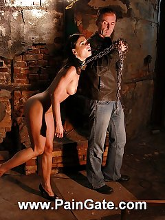 18 of Extreme whipping in dungeon