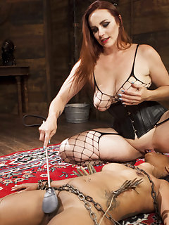 13 of Mistress Bella's New Toy