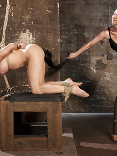 15 of Porn Slut Tormented and Anally Dominated