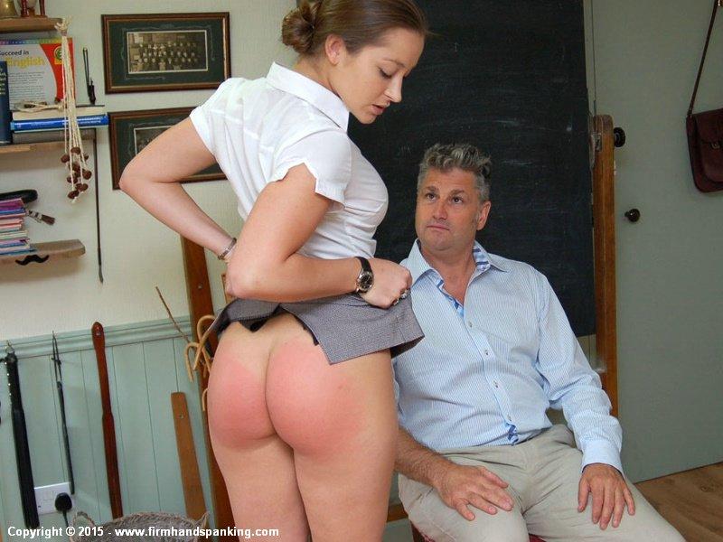 firm spanking